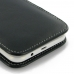 Samsung Galaxy J5 Pouch Case with Belt Clip genuine leather case by PDair