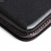 iPhone 5c Leather Wallet Pouch Case (Red Stitch) Wide selection of colors and patterns. by PDair
