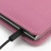 BlackBerry Passport Pouch Leather Sleeve Pouch Case (Petal Pink) protective carrying case by PDair