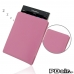 BlackBerry Passport Pouch Leather Sleeve Pouch Case (Petal Pink) best cellphone case by PDair