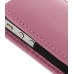 iPhone 4 4s Leather Sleeve Pouch Case (Petal Pink) handmade leather case by PDair