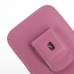 iPhone 6 6s Pouch Case with Belt Clip (Petal Pink) top quality leather case by PDair