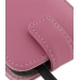 Samsung Galaxy S2 Epic Leather Flip Top Case (Petal Pink) handmade leather case by PDair