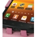 Samsung Galaxy S2 Epic Leather Flip Top Case (Petal Pink) genuine leather case by PDair