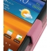 Samsung Galaxy S2 Epic Leather Flip Top Case (Petal Pink) top quality leather case by PDair