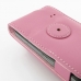 Samsung Galaxy Ace Leather Flip Case (Petal Pink) protective carrying case by PDair