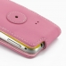 Samsung Galaxy mini 2 Leather Flip Case (Petal Pink) protective carrying case by PDair