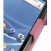 Samsung Galaxy S2 T989 Leather Flip Cover (Petal Pink) top quality leather case by PDair