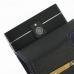 BlackBerry Passport Leather Flip Case (Purple) genuine leather case by PDair