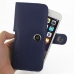 iPhone 6 6s Plus Leather Holster Case (Purple) top quality leather case by PDair