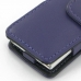 iPod nano 8th / nano 7th Leather Flip Cover (Purple) protective carrying case by PDair