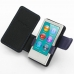iPod nano 8th / nano 7th Leather Flip Cover (Purple) top quality leather case by PDair