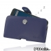 Nexus 6 Leather Holster Case (Purple) offers worldwide free shipping by PDair