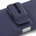 Samsung Galaxy S3 Leather Holster Case (Purple) genuine leather case by PDair