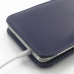 Samsung Galaxy Note 3 Leather Sleeve Pouch Case (Purple) handmade leather case by PDair