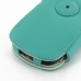 Huawei Vision Leather Flip Cover (Aqua) handmade leather case by PDair