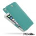 iPhone 6 6s Plus Leather Flip Top Case (Aqua) best cellphone case by PDair