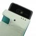 Motorola Razr i Leather Flip Case (Aqua) handmade leather case by PDair