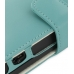 Nintendo Dsi Leather Flip Cover (Aqua) protective carrying case by PDair
