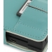 Nintendo Dsi Leather Flip Cover (Aqua) handmade leather case by PDair