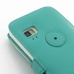 Samsung Galaxy S WiFi 5.0 Leather Flip Cover (Aqua) protective carrying case by PDair