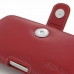 BlackBerry Classic Leather Holster Case (Red) handmade leather case by PDair