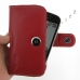 BlackBerry Classic Leather Holster Case (Red) genuine leather case by PDair
