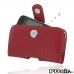 BlackBerry Classic Leather Holster Case (Red) offers worldwide free shipping by PDair