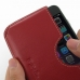 iPhone 6 6s Leather Wallet Sleeve Case (Red) handmade leather case by PDair