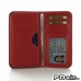Motorola DROID Turbo Leather Wallet Sleeve Case (Red) offers worldwide free shipping by PDair