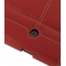 HP Slate 500 Tablet PC Leather Folio Stand Case (Red) protective carrying case by PDair