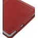 HP Slate 500 Tablet PC Leather Folio Stand Case (Red) top quality leather case by PDair