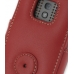 Sprint HTC Touch Pro2 Leather Flip Cover (Red) protective carrying case by PDair