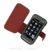Sprint HTC Touch Pro2 Leather Flip Cover (Red) offers worldwide free shipping by PDair