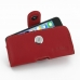 iPhone 5 5s Leather Holster Case (Red) offers worldwide free shipping by PDair