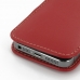 iPhone 5 5s Leather Sleeve Pouch Case (Red) handmade leather case by PDair