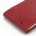 iPhone 6 6s Plus Leather Flip Case (Red) handmade leather case by PDair