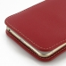 iPhone 6 6s Plus Leather Sleeve Pouch Case (Red) handmade leather case by PDair