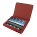 iPad 3G Leather Book Stand Case (Red) Ver.3 offers worldwide free shipping by PDair