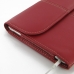 iPad Mini 3 / iPad Mini 2 Leather Sleeve Pouch (Red) protective carrying case by PDair