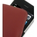iPhone 3G 3Gs Leather Sleeve Pouch Case (Red) handmade leather case by PDair