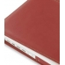 MacBook 2008 13 Leather Flip Cover (Red) genuine leather case by PDair