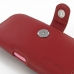 iPhone 6 6s (in Slim Cover) Holster Case (Red) genuine leather case by PDair