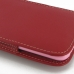 iPhone 6 6s (in Slim Cover) Pouch Clip Case (Red) protective carrying case by PDair