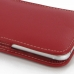 iPhone 6 6s Leather Sleeve Pouch Case (Red) protective carrying case by PDair