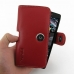 Motorola Droid Razr Maxx HD Leather Holster Case (Red) top quality leather case by PDair