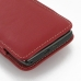 Motorola Droid Razr Maxx Leather Sleeve Pouch Case (Red) protective carrying case by PDair