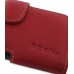 Motorola RAZR XT910 Leather Holster Case (Red) top quality leather case by PDair