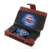 Nintendo Dsi Leather Flip Cover (Red) offers worldwide free shipping by PDair
