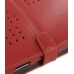 Sotec Minimum PC C102 Series Leather Flip Cover (Red) protective carrying case by PDair